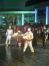 SEWA AKROBAT SEMBUR API /SEWA FIRE DANCE PHONE : 0218406705
